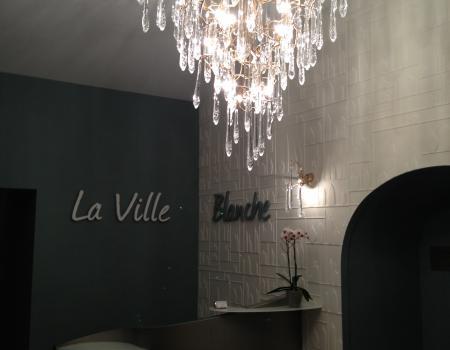 architecte d'intérieur agencement décoration restaurant étoile michelin lannion la ville blanche