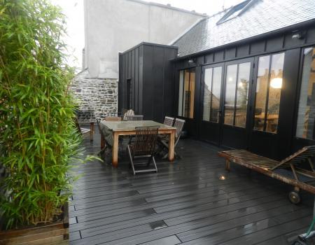 architecte d'intérieur rennes rénovation appartement moderne
