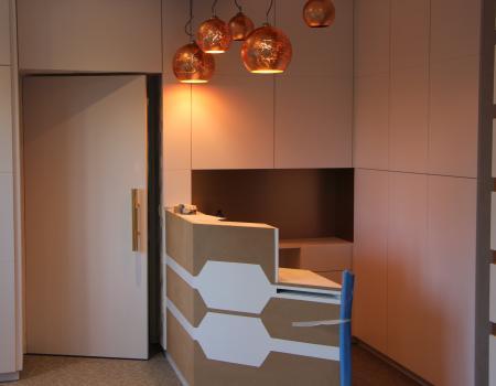architecte d'intérieur agencement aménagement restaurant gastronomique nantes le relais saint clair